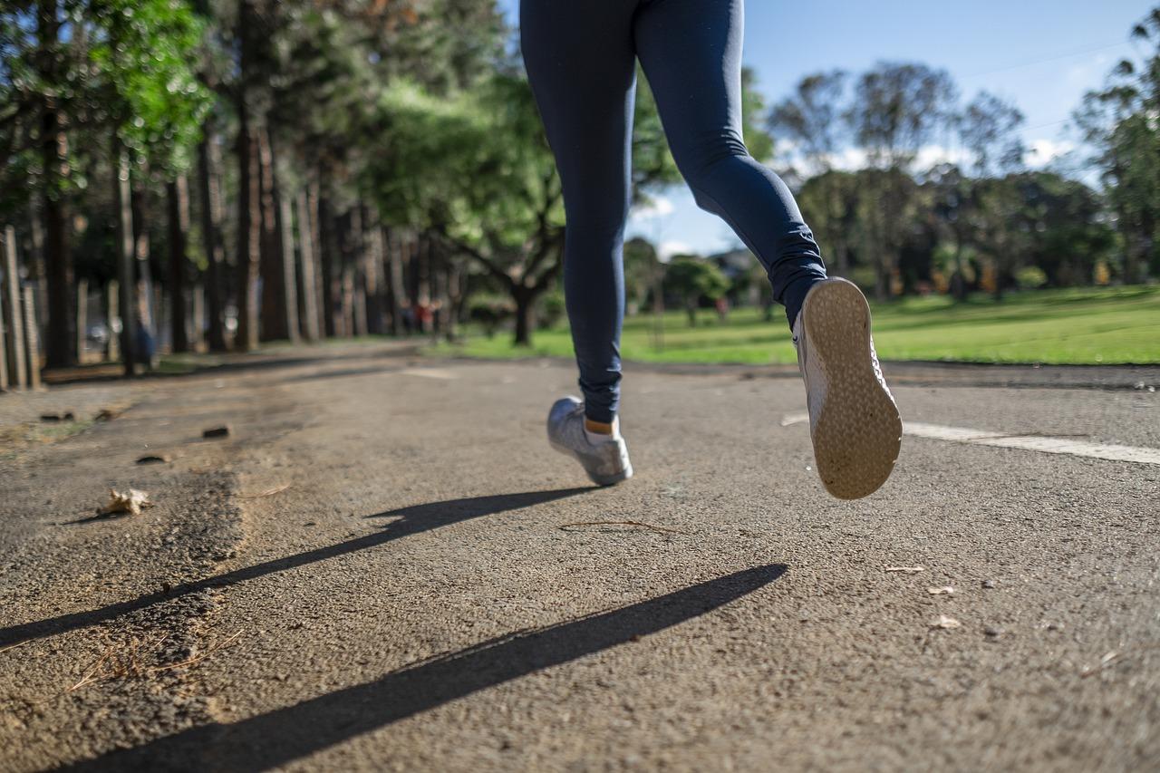 bieganie w bieliźnie termoaktywnej - termicznej